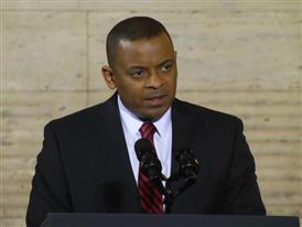 Anthony Foxx, U.S. Secretary of Transportation