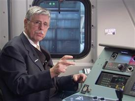 Amtrak President and CEO Joseph Boardman