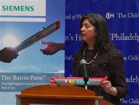 Rose Marie Glazer, Siemens Senior Vice President & General Counsel  & Secretary 3/20/14