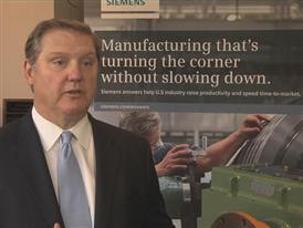 Eric Spiegel, Siemens USA CEO