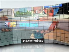 "Siemens/SU2C ""The Baton Pass™"""