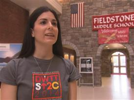 Amy Leibel, Teacher/Event Organizer 5/19/14