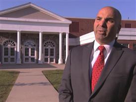 Anthony Zollo, Fieldstone Middle School Principal 5/19/14