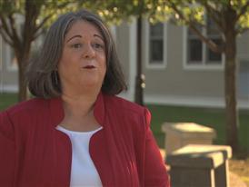 Ileana Eckert, North Rockland School District Superintendent 5/19/14