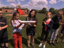"The ""Baton Pass"" at Rockland County Schools Webisode 5/19/14"