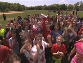 "Fast Recap:  The ""Baton Pass"" at Rockland County Schools 5/19/14"