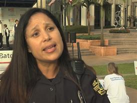 Karen Long, Orlando Police Officer/Cancer Survivor