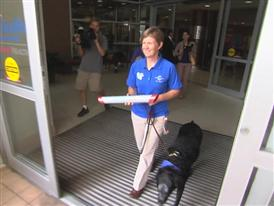 The Baton Pass at UF Health Cancer Center - Orlando Health BRoll 6/12/14