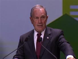 Michael Bloomberg, President of the C40 Board of Directors & ​Former Mayor of New York 9/22/14