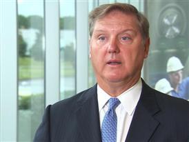 Eric Spiegel, Siemens USA CEO 9/24/14
