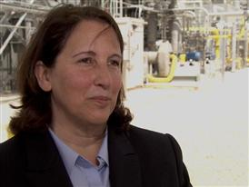 Mary McLaughlin, President, Thermal Power Business Line, Bechtel 9/25/14​