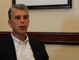 John Wilson, Siemens, Vice President of Product Sales, Americas