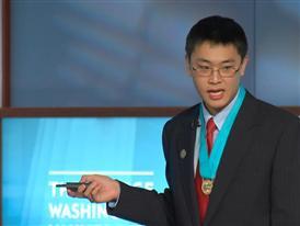 Peter Tian, Individual Finalist B-Roll