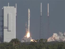 Siemens ULA Atlas V Launch Webisode