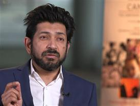 Dr. Siddhartha Mukherjee, Author, The Emperor of All Maladies: A Biography of Cancer, 3/20/15