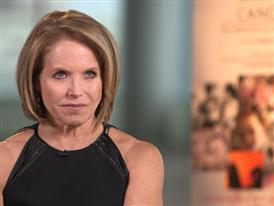 Katie Couric, Co-Founder, Stand Up to Cancer, 3/20/15