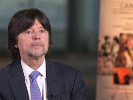Ken Burns, Executive Producer and Senior Creative Consultant, Cancer:  The Emperor of All Maladies, 3/20/15