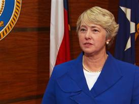 Annise Parker, Mayor of Houston 4/6/15