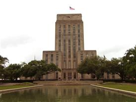 BROLL - Lisa Davis of Siemens - Houston Mayor Annise Parker Meeting 4/6/15