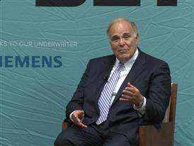 The Atlantic's Bold Bets event underwritten by Siemens 5/21/15