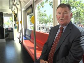 John Haley, SFMTA Director of Transit