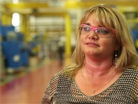 Dawn Braswell, Training Manager, Siemens