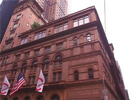 Carnegie Hall – Siemens LEED Certification Alison Taylor Short Video