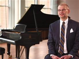 Richard Malenka, Director of Administration, Carnegie Hall
