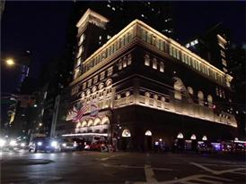 Carnegie Hall - Siemens LEED Certification Webisode