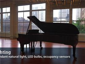 Top 5 Reasons: Carnegie Hall achieved LEED Silver