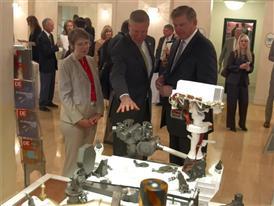 Siemens Atlanta Hot Spot Webisode 10/8/15.