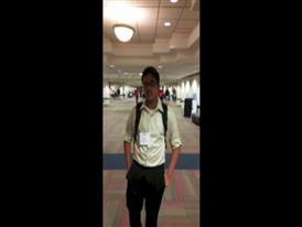 Vamsi Varanasi and Vinit Ranjan, Competitor Selfie Video