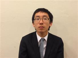 Andrew Chen, Competitor Selfie Video