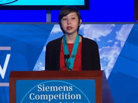 Maria Elena Grimmett, Individual Finalist B-Roll