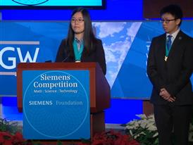Robert Luo and Helen Zhang, Team Finalists B-Roll