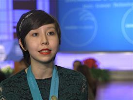 Maria Elena Grimmett, Individual Winner Soundbites