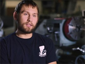 Meet one of the Siemens Technical Scholars: Blake Thurman