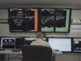 Siemens Rail Technology Facilities BRoll