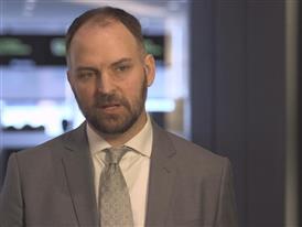 Stephen Gardner, Amtrak - new technology