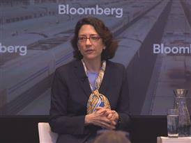 Polly Trottenberg, New York City DOT - partnering with technology firms