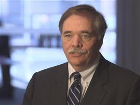 Kevin Riddett, Siemens - using existing infrastructure