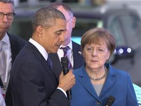 President Obama talks about Siemens at Hannover Messe Soundbite