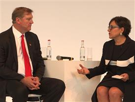 US Secretary of Commerce Penny Pritzker on TTIP