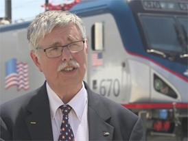 Joe Boardman, President and CEO, Amtrak