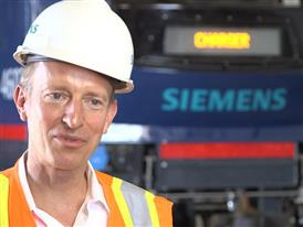 Albrecht Neumann, Global Head of Locomotives, Siemens Mobility