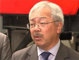 SF Mayor Ed Lee on the Siemens manufacturing facility - 8/29/16