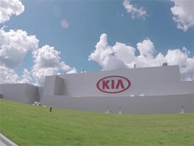 Kia Motors Manufacturing Georgia B-Roll