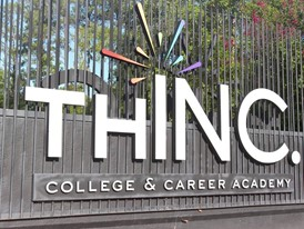THINC College and Career Academy B-Roll