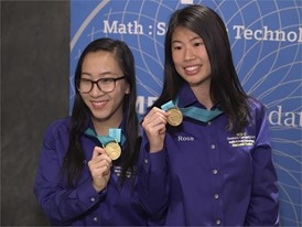 Jasmin Gao & Rose Hong, Team Finalists B-Roll
