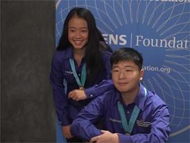 Yoshihiro Saito & Lauryn Wu, Team Finalists B-Roll